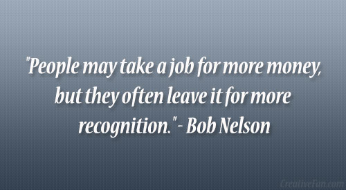 Work Recognition Quotes: Do Employee Recognition Programs Really Work?