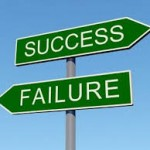 The power of making failure an option…